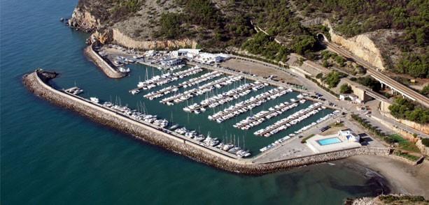 puerto deportivo oropesa del mar