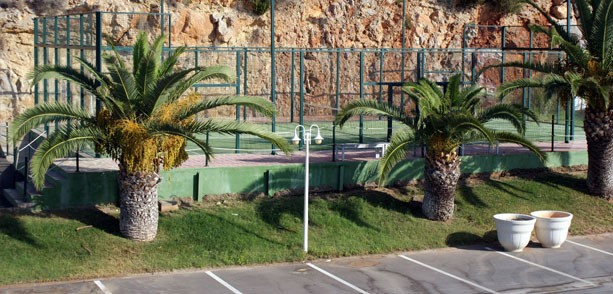 tenis club nautico